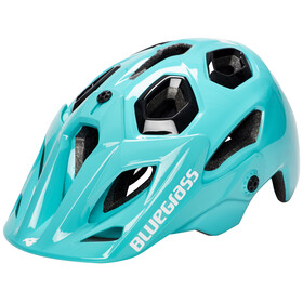 bluegrass Golden Eyes Fietshelm turquoise